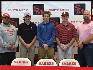 South Meck Baseball